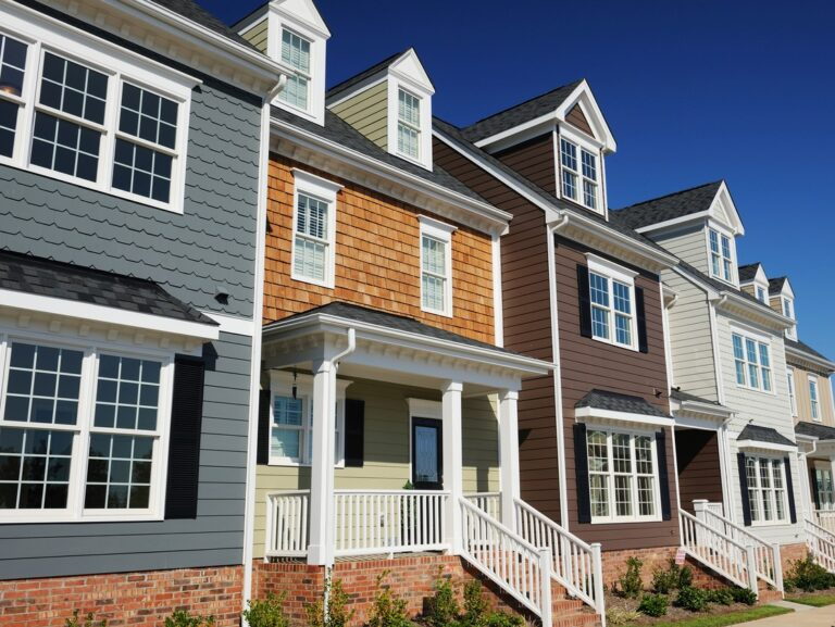 Townhouses or Patio Homes